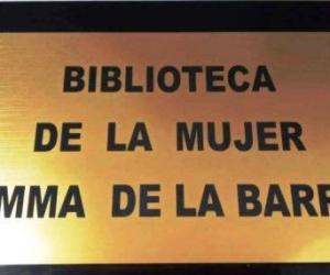 BIBLIOTECA EMMA DE LA BARRA